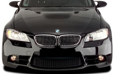 """KIT CARROSSERIE BMW E90/E91 LOOK M3 """"FRONT FACE LIGHT """" CS STYLE PHASE 1 (2005/08-2008) OU PHASE 2 (09-2008/2011)"""
