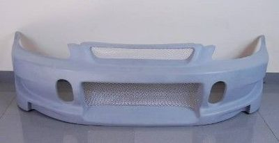 PARE CHOC AVANT HONDA CIVIC VI PHASE 1 LOOK R MX (1996/02-1999)