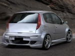 KIT CARROSSERIE COMPLET FIAT PUNTO II PHAZER WIDE BODY 3 PORTES PHASE 1 (1999/2003)
