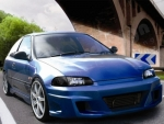 "KIT CARROSSERIE COMPLET HONDA CIVIC V COUPE ET HATCHBACK ""KOMODO"" (1992/1995)"