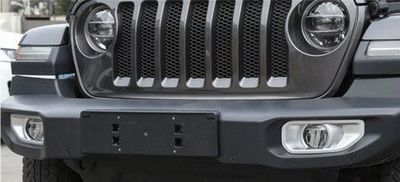 ENJOLIVEURS D'ANTIBROUILLARDS AVANT JEEP WRANGLER JL (2018+)