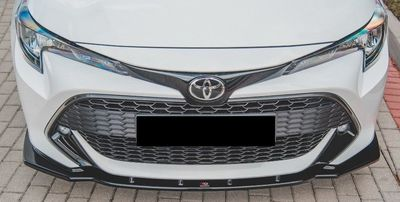 LAME DE PARE CHOC AVANT TOYOTA COROLLA X12 E210 TOURING SPORTS OU HATCHBACK PHASE 1 VERSION 1 (2019+)