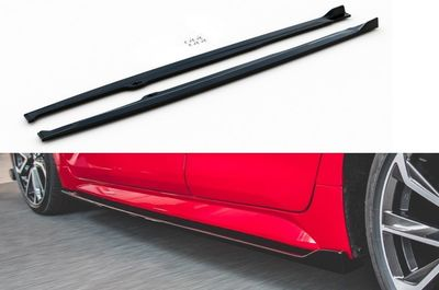 """BAS DE CAISSE TYPE """"INSERTS"""" TOYOTA COROLLA  XII HATCHBACK (2019+)"""