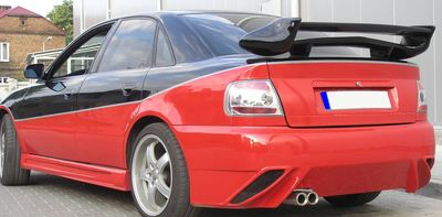 AILERON DE COFFRE AUDI A4 B5 EVOLUTION (1995/2001)