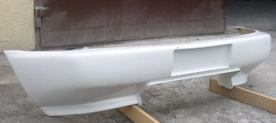 PARE CHOC ARRIERE MAZDA MX5 TYPE NB ST LINE (1998/2005)