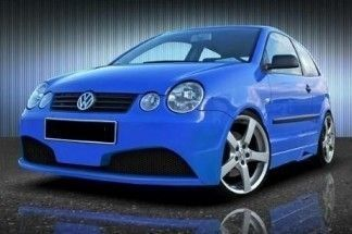 KIT CARROSSERIE COMPLET ADAPTABLE VW POLO 9N CHRONO (2001/2005)