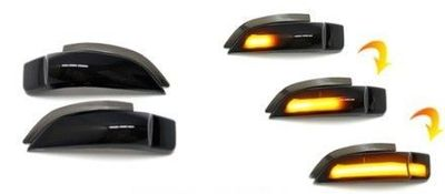 CLIGNOTANTS SEQUENTIELS DTS (DYNAMIC TURN SIGNAL) GAMME TOYOTA