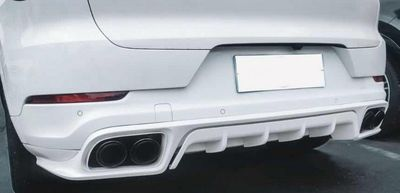 KIT CARROSSERIE COMPLET PORSCHE CAYENNE 9Y PHASE 1 LOOK TURBO OU AERO KIT (2018+)