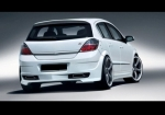 KIT CARROSSERIE COMPLET OPEL ASTRA H ST STYLE 5 PORTES (2004/2009)