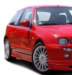 KIT CARROSSERIE COMPLET MG ZR PHASE 1 (2001/2003) OU PHASE 2 (2004/2005)