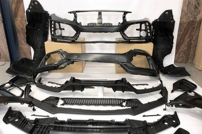 KIT CARROSSERIE COMPLET HONDA CIVIC X PHASE 2 LOOK R (2020/2021)