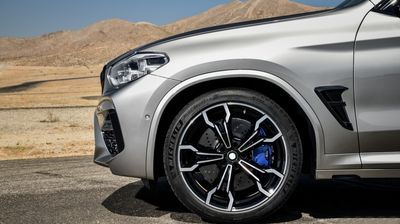 KIT CARROSSERIE BMW X3 G01 STANDARD PACK M PHASE 1 LOOK X3 M DESIGN (2017+)