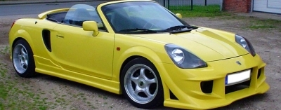 Kit Carrosserie Complet Toyota Mr2 Zzw30 Tr 2000 2005