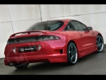 KIT CARROSSERIE COMPLET MITSUBISHI ECLIPSE 95/97 REBEL