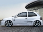 KIT CARROSSERIE COMPLET OPEL CORSA B OPTIMA  WIDE BODY 3 PORTES (1992/2000)