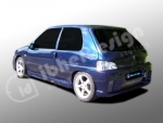 KIT CARROSSERIE COMPLET PEUGEOT 106 PH2 3 PORTES WIZARD (1996/2003)