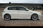 KIT CARROSSERIE COMPLET ADAPTABLE ALFA 147 EMOZIONE (PHASE 1 AVANT 2004)