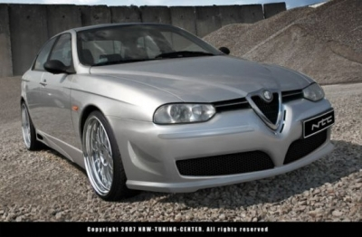 KIT CARROSSERIE COMPLET ADAPTABLE ALFA 156 GENUINE