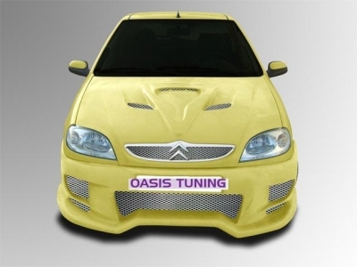 KIT CARROSSERIE COMPLET ADAPTABLE CITROEN SAXO PHASE 1 SENSATION OU PHASE 2 CHALLENGE