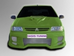 "KIT CARROSSERIE COMPLET ADAPTABLE CITROEN SAXO PHASE 1 VTS/VTR ""INVINCIBLE"" (1996/10-1999)"