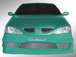 "KIT CARROSSERIE COMPLET ADAPTABLE RENAULT MEGANE COUPE PHASE 2 ""EMOTION/MIRAGE"" (04-1999/2002)"