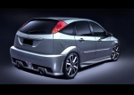 """KIT CARROSSERIE COMPLET FORD FOCUS 1 """"LOOK S2000"""" (1998/2004)"""