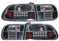 FEUX A LEDS HONDA CIVIC COUPE 08-1995/03-1999  (EK1,2,3).