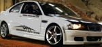 KIT CARROSSERIE LARGE COMPLET BMW E46 COUPE M WIDE RACING (1998/2007)