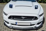 LAME DE PARE CHOC AVANT FORD MUSTANG MK6 GT ING LINE (2015+)
