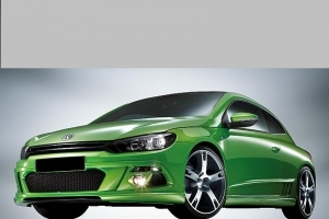 KIT CARROSSERIE COMPLET VW SCIROCCO TYPE A (2008/2014)