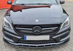 LAME DE PARE CHOC AVANT MERCEDES CLASSE A W176 A45 AMG PHASE 1 OU CLA W117 CLA45 AMG PHASE 1 ING LINE (2012/09-2015)