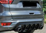 DIFFUSEUR ARRIERE (RAJOUT CENTRAL) FORD KUGA II TITANIUM,INDIVIDUAL OU ST LINE (2016+)