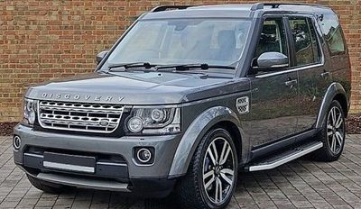 KIT CARROSSERIE COMPLET CONVERSION FACELIFT DISCOVERY LR4 POUR RANGE ROVER DISCOVERY III L319 (2004/2009)