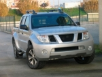 KIT CARROSSERIE COMPLET NISSAN NAVARA D40 DOUBLE CABINE TANGIER WIDEBODY (2005/2010)