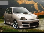 KIT CARROSSERIE COMPLET FIAT SEICENTO II (1998/2010)