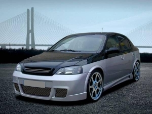 KIT CARROSSERIE COMPLET OPEL ASTRA G TYPE GMS (1998/2004)