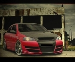 KIT CARROSSERIE COMPLET OPEL ASTRA G INFERNO (1998/2004)