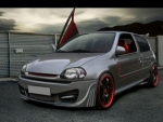 KIT CARROSSERIE COMPLET RENAULT CLIO II PH1 ST LINE (1998/2001)