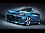 """KIT CARROSSERIE COMPLET RENAULT CLIO II PHASE 2 """"ST"""" (2001/2006)"""