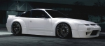 KIT CARROSSERIE COMPLET NISSAN 200 SX TYPE S13 ROCKET BUNNY WIDE BODY