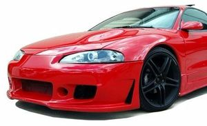 KIT CARROSSERIE COMPLET BUDDYCLUB II MITSUBISHI ECLIPSE  PHASE 1 (1995/1997) OU PHASE 2 (1997/1999)