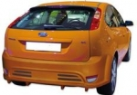 PARE CHOC ARRIERE FORD FOCUS II PHASE 1 TYPE EURO (2004/01-2008)