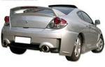 PARE CHOC ARRIERE HYUNDAI COUPE 02/07 TYPE XTREM