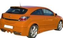 PARE CHOC ARRIERE OPEL ASTRA H 3 PORTES EURO (2004/2009)
