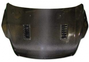 CAPOT CARBONE FORD FOCUS II PHASE 2 LOOK RS (02-2008/2011)