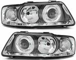 HEADLIGHTS XENON LOOK AUDI A3 8L PHASE 2 (2001/2003)