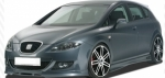 KIT CARROSSERIE COMPLET SEAT LEON II 1P PHASE 1 RD LINE -SAUF CUPRA OU FR- (2005/2009)