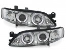 PHARES ANGEL EYES OPEL VECTRA B PHASE 1 (1995/12-1998) OU PHASE 2 (02-1999/2002)