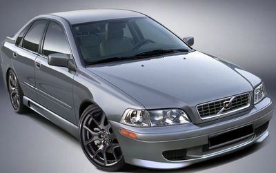 KIT CARROSSERIE COMPLET VOLVO S40 ST STYLE (2000/2004)
