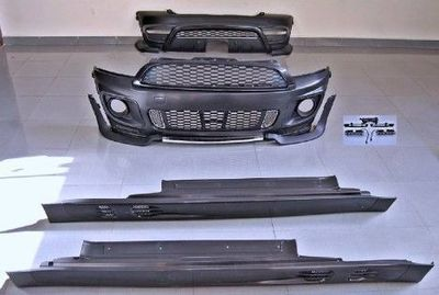 KIT CARROSSERIE BMW MINI R56 STANDARD PHASE 2 LOOK COOPER S (2010/2014)
